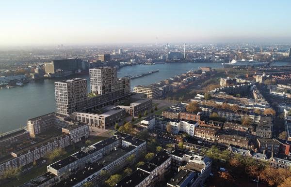 Beeldenfabriek - Havenkwartier - Rotterdam