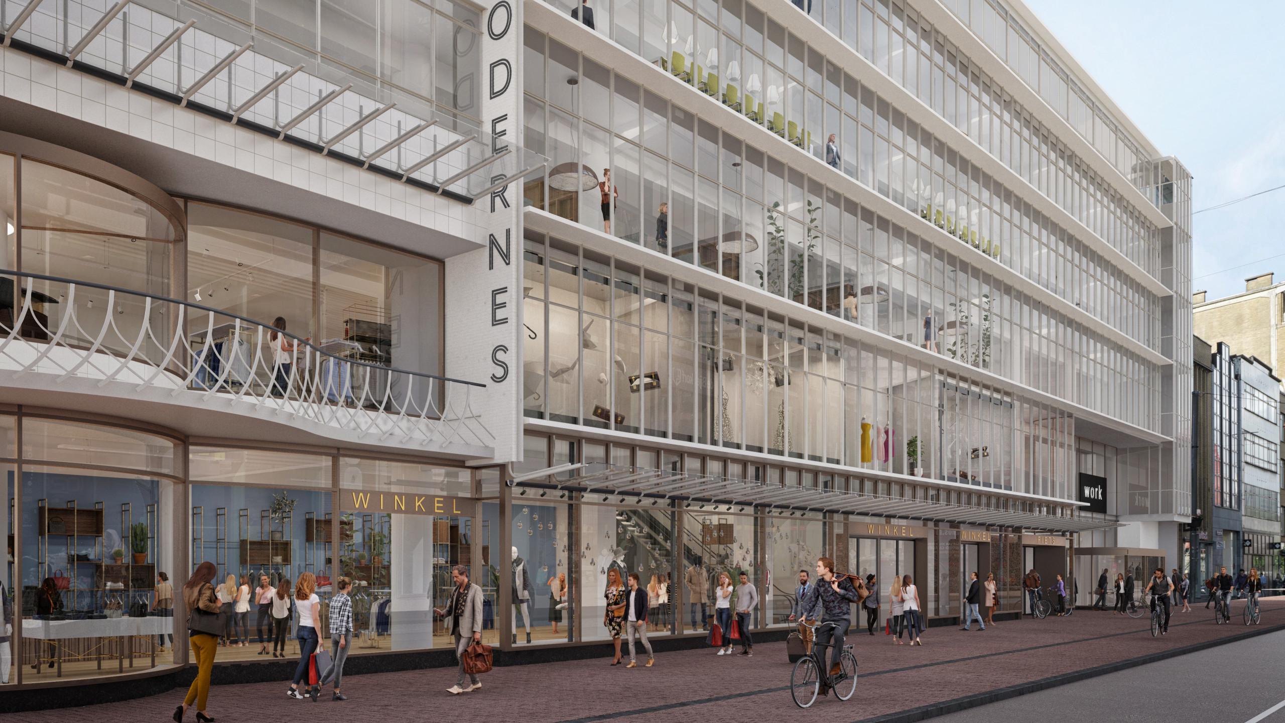 Beeldenfabriek - House Modernes - Utrecht