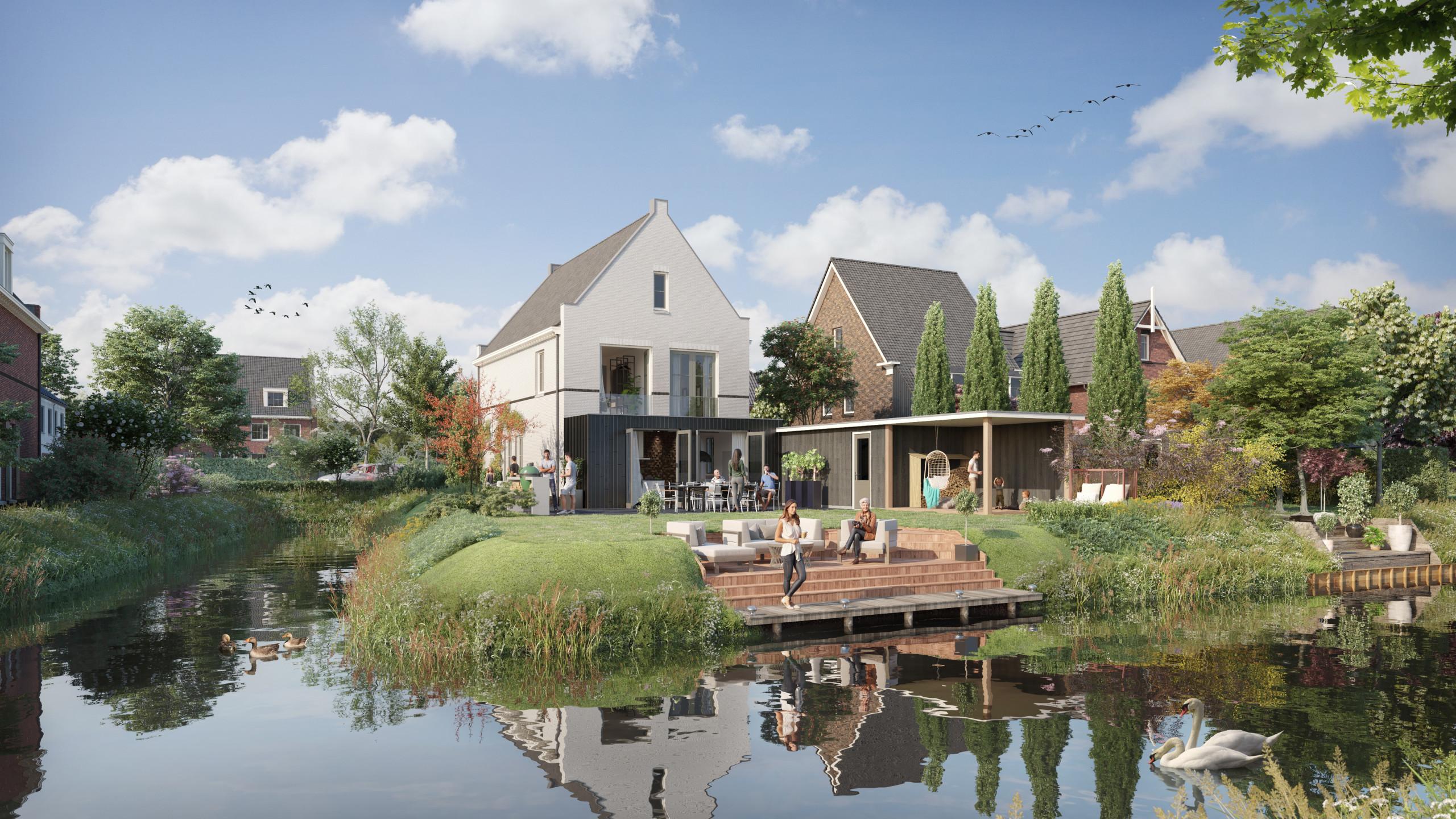 Beeldenfabriek - Vecht en Veld - Vreeland