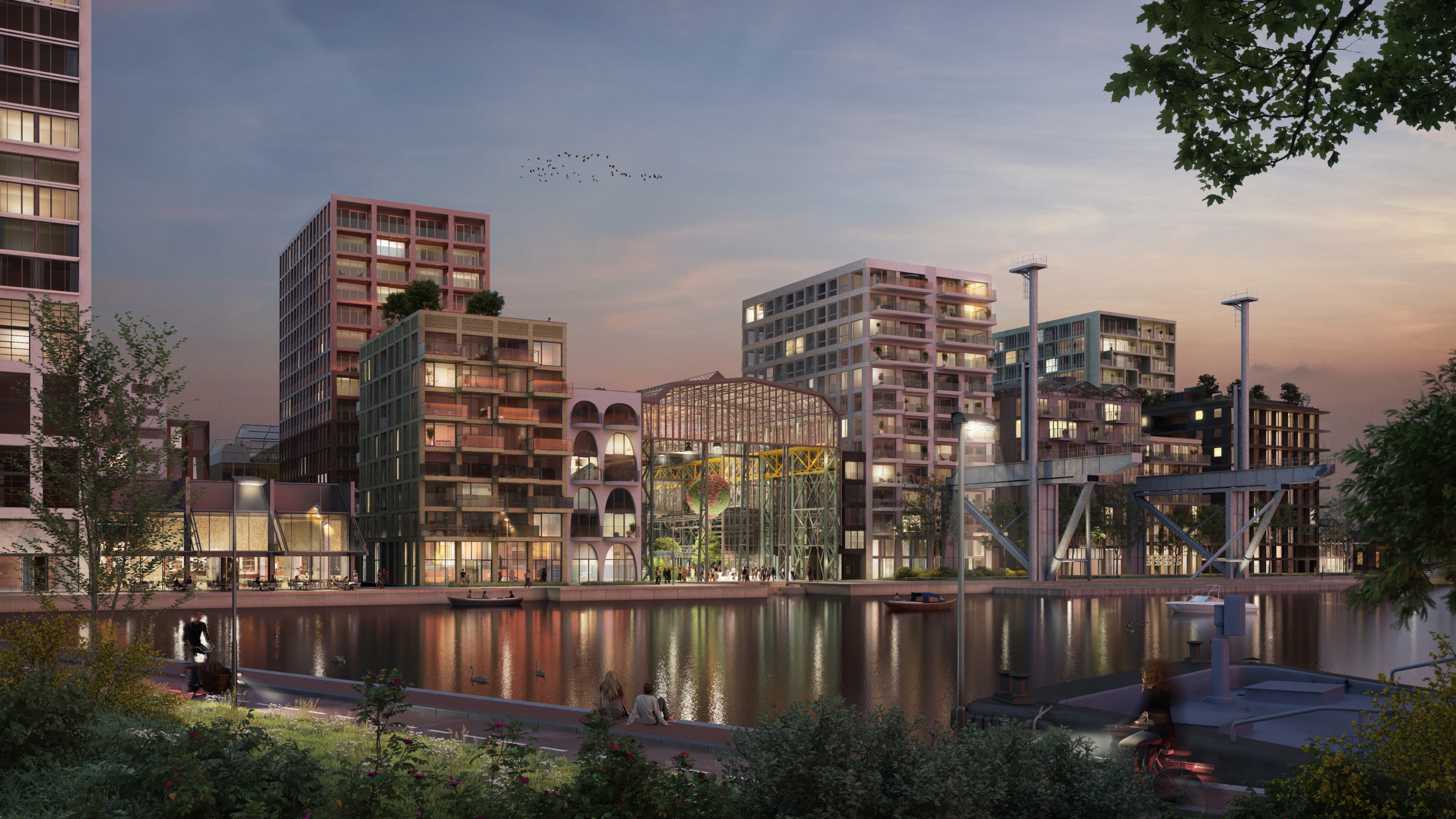Beeldenfabriek - Eiland Oostenburg