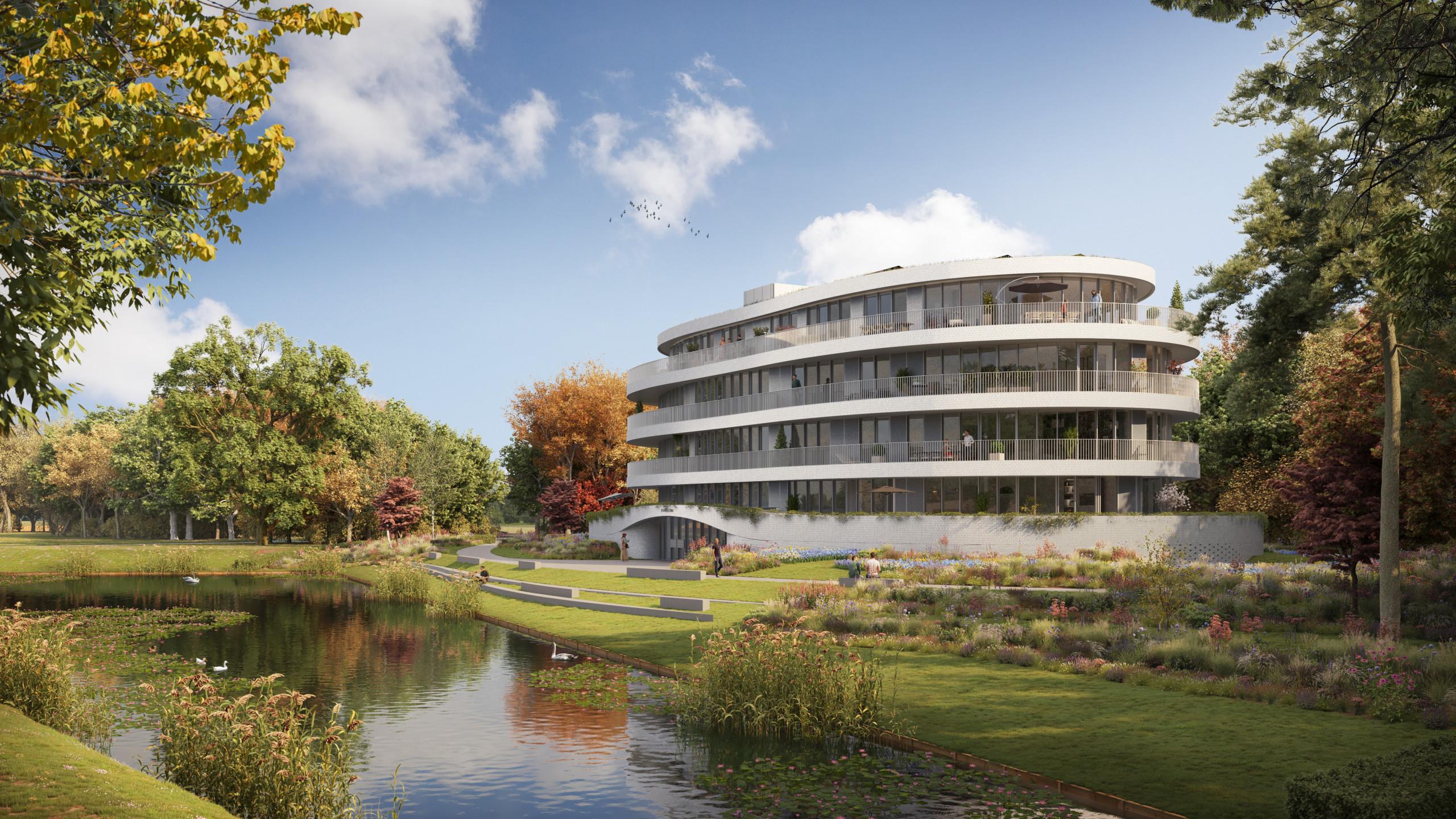 Beeldenfabriek - Landgoed De Hoven te Rotterdam