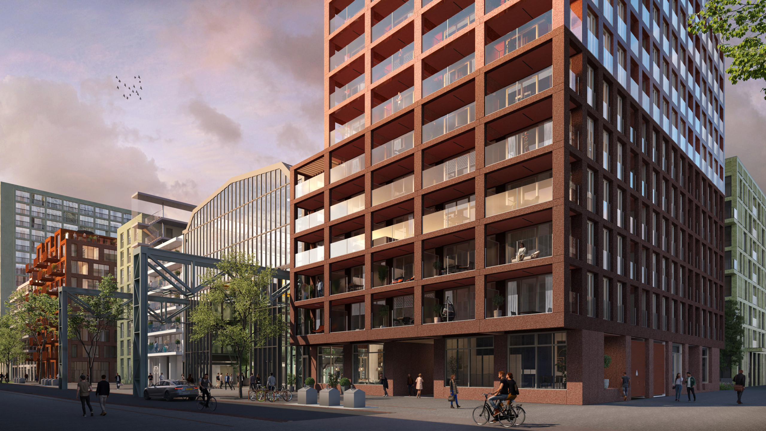 Beeldenfabriek - Oostenburg - De Prins - Amsterdam