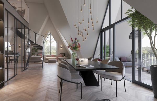Beeldenfabriek - Villa Berlaer - te Helmond