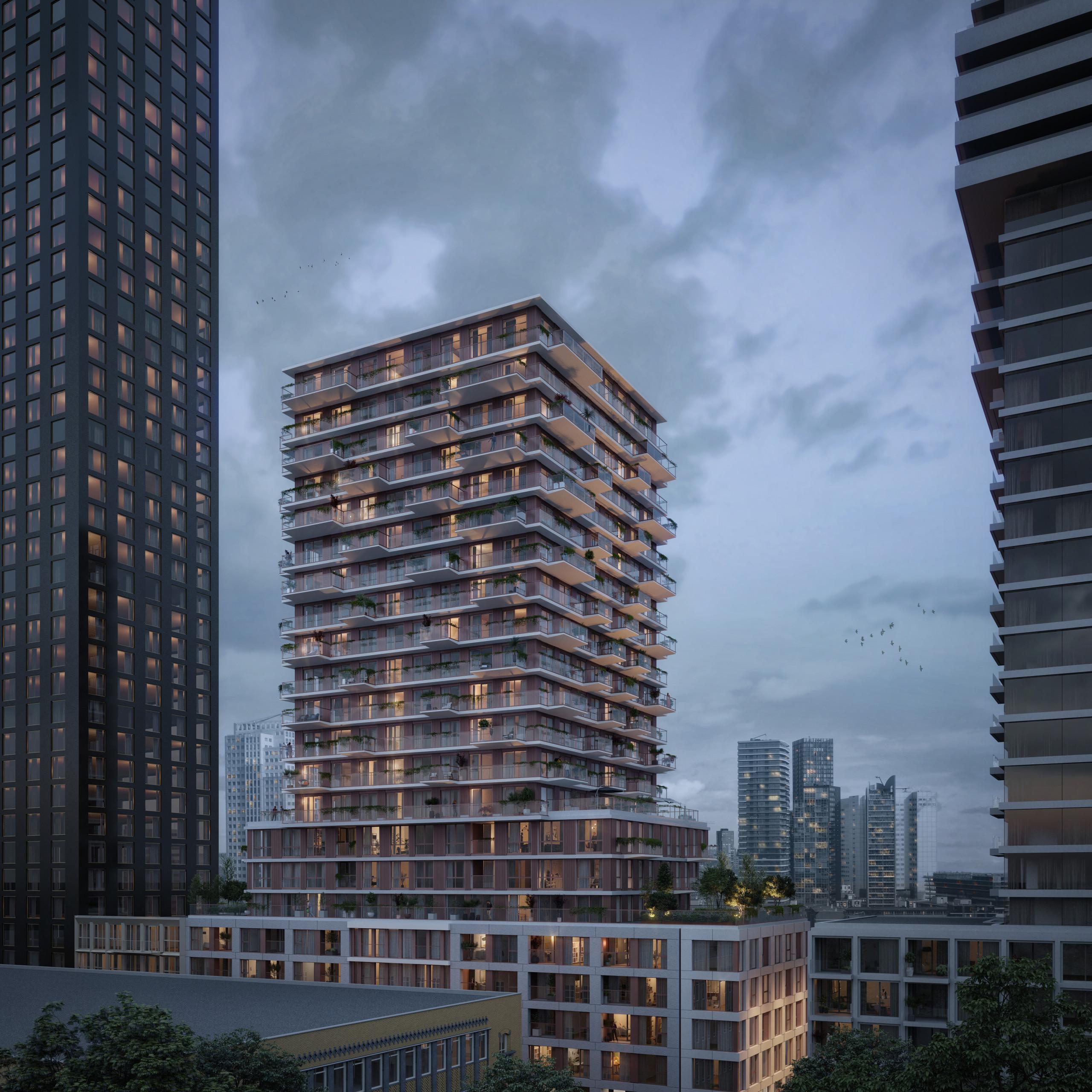 Beeldenfabriek - Dwntwn te Rotterdam