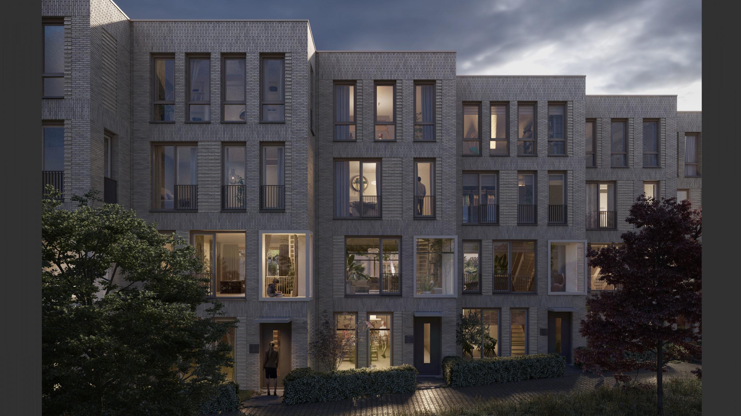 Beeldenfabriek - Poortmeesters - Delft