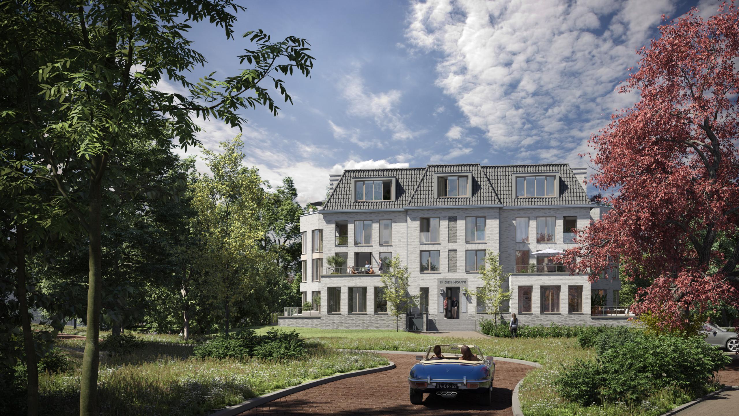 Beeldenfabriek - Parkappartementen Engelse Tuin