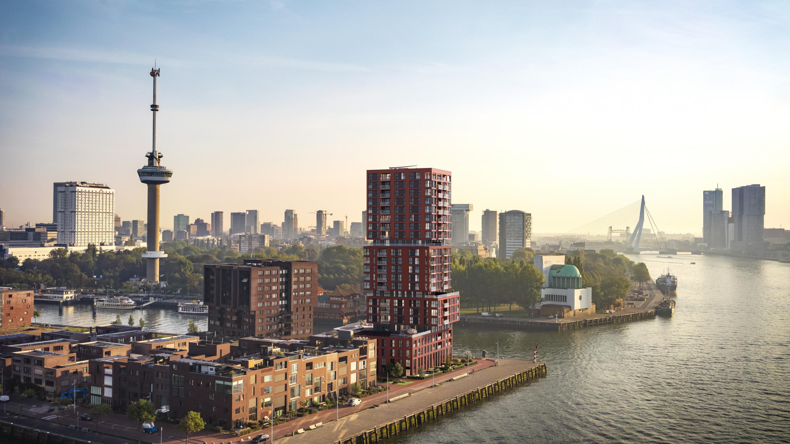 Beeldenfabriek - Stack te Rotterdam