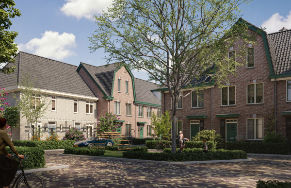 Beeldenfabriek - Tuindershof te Pijnacker