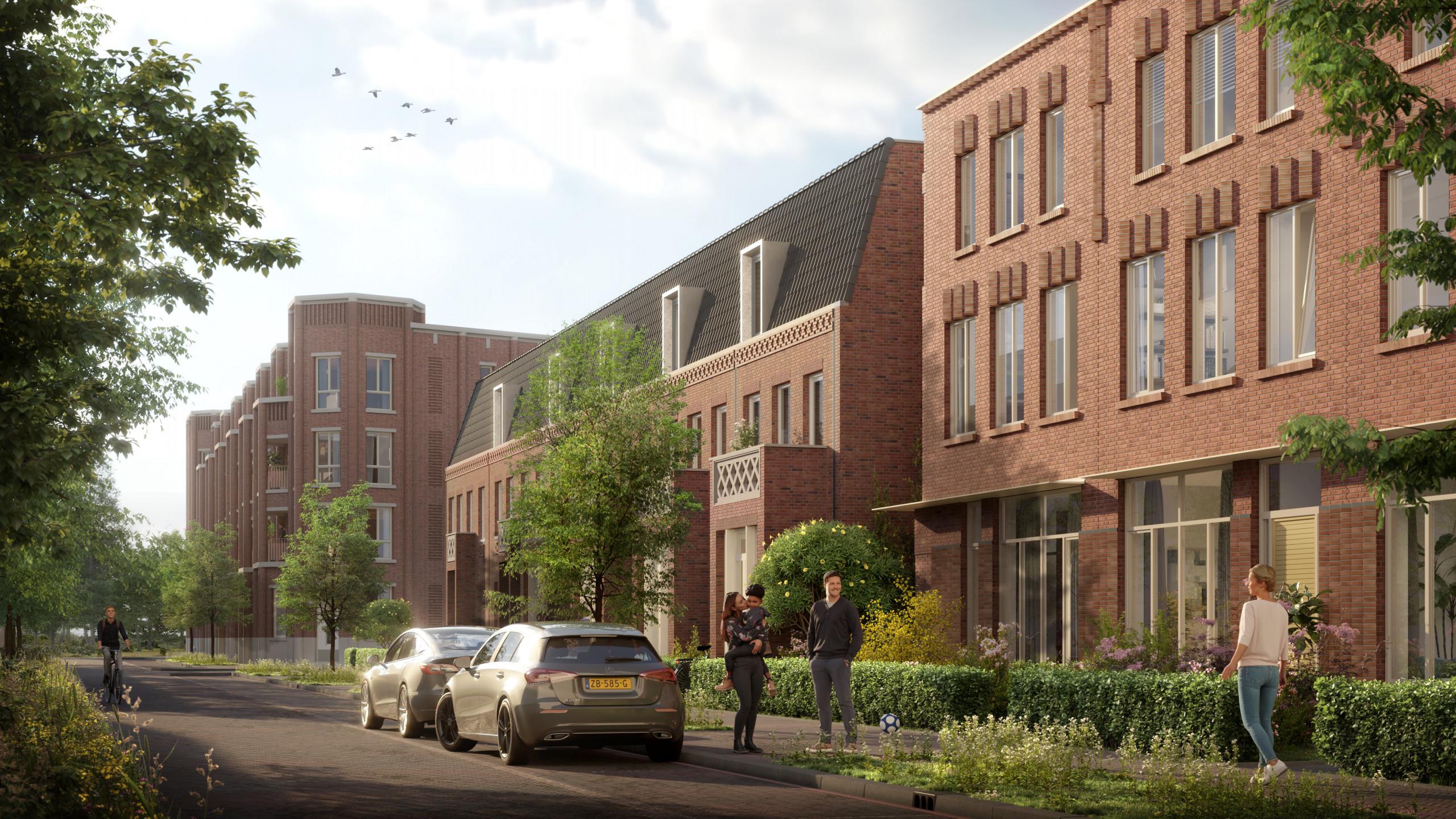 Beeldenfabriek - Nieuw Kralingen - Rotterdam