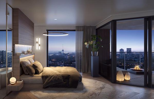 Beeldenfabriek - Casa Nova  Penthouses- Rotterdam