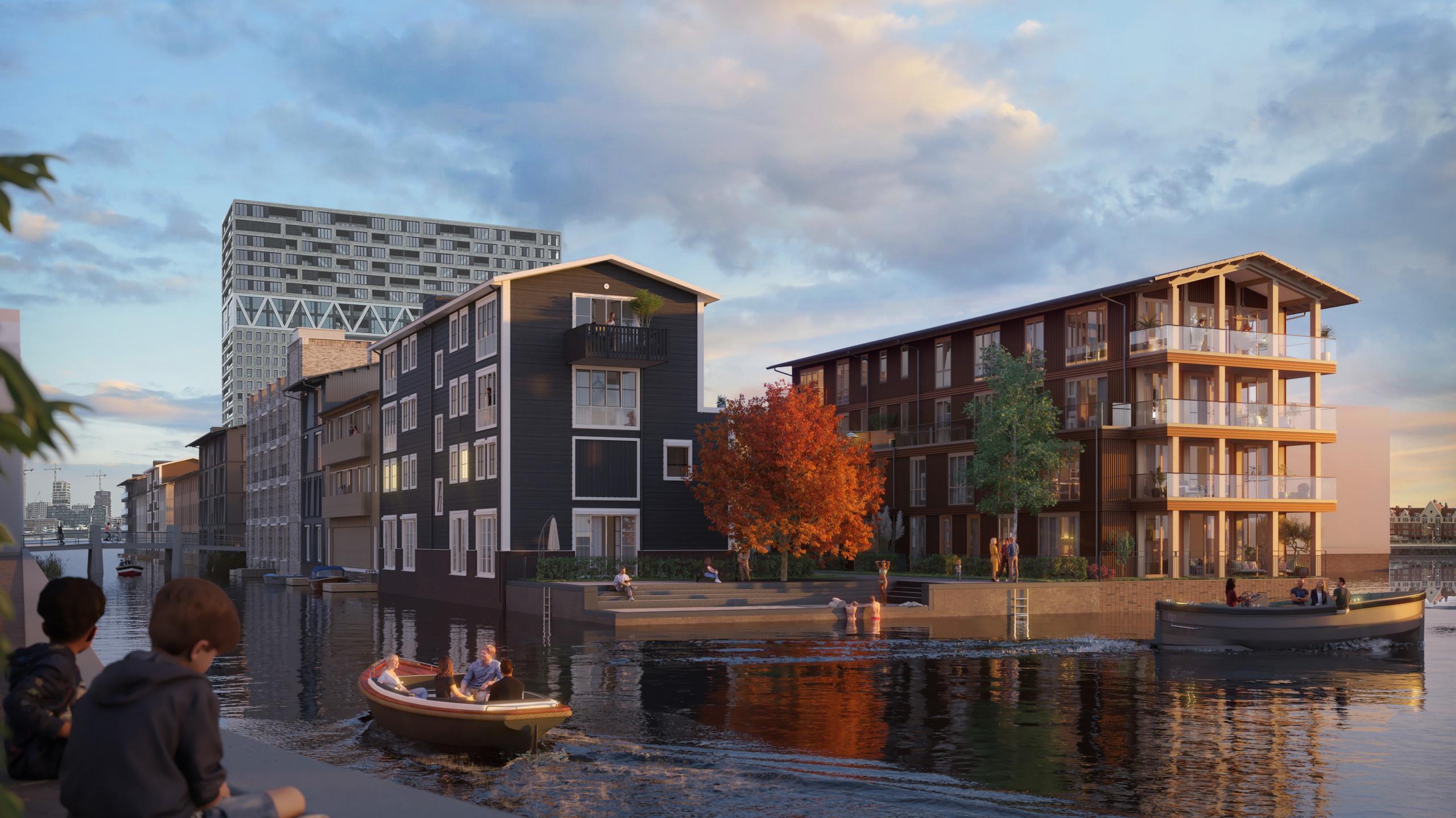 Beeldenfabriek - Libau eiland Amsterdam