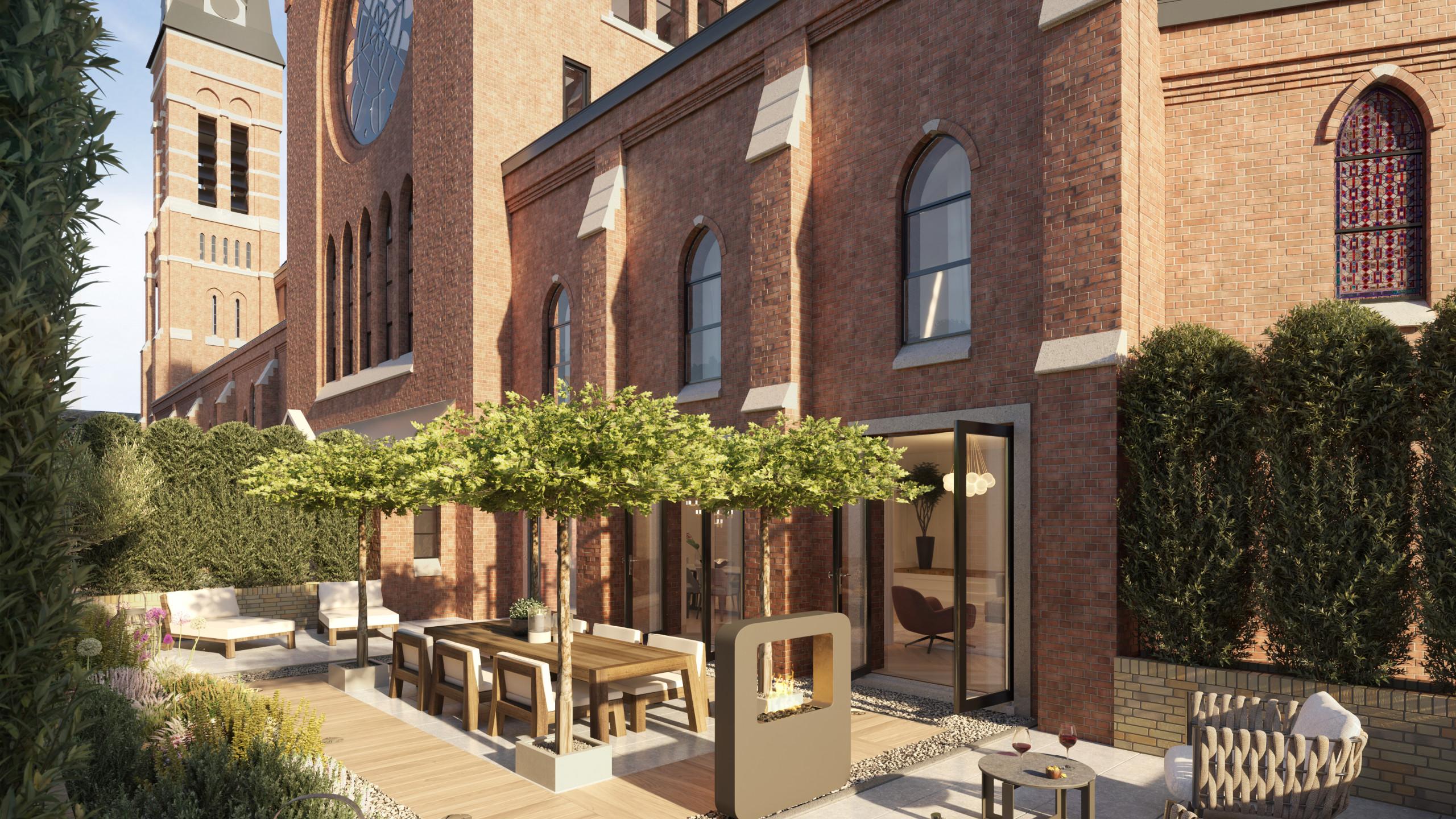 Beeldenfabriek - Hemels Wonen te Breda 2