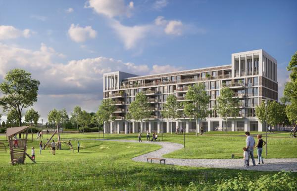 Beeldenfabriek - De Parkwachter - Utrecht Leidsche Rijn - VR