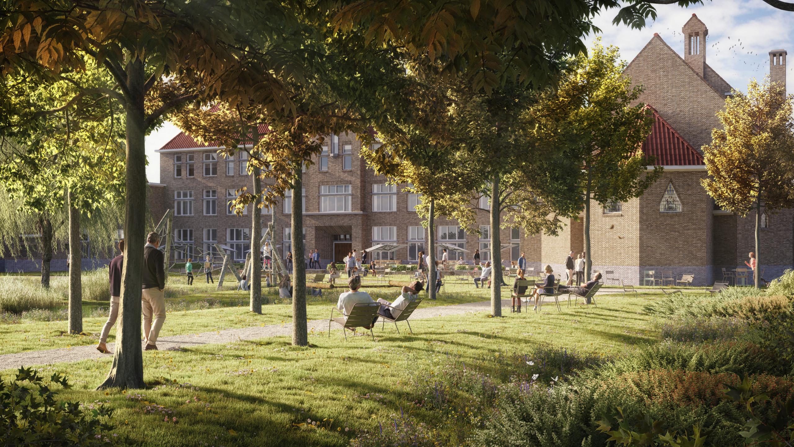 Beeldenfabriek - Missiehuis - Hoorn
