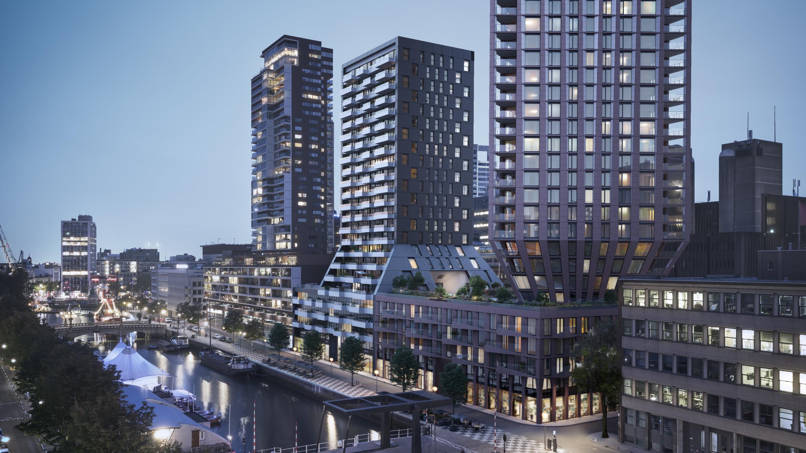 Beeldenfabriek - Casa Nova - Rotterdam